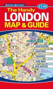 Picture of Handy London Map & Guide