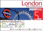 Picture of London Bus and Underground PopOut Map