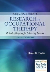Picture of Kielhofner's Research in Occupational Therapy 2ed