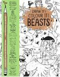 Picture of Draw it! Colour it! Beasts: With Over 50 Top Artists