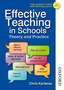 Picture of Effective Teaching in Schools Theory and Practice
