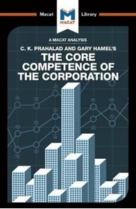 Picture of C.K. Prahalad & Gary Hamel's The Core Competence of the Corporation