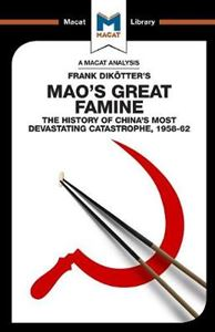 Picture of Frank Dikotter's Mao's Great Famine