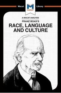 Picture of Franz Boas' Race, Language and Culture