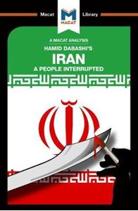 Picture of Hamid Dabashi's Iran: A People Interrupted
