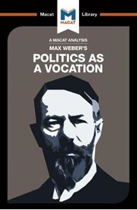 Picture of Max Weber's Politics as a Vocation