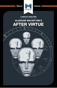 Picture of Alasdair Macintyre's After Virtue