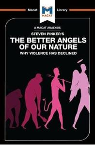 Picture of Steven Pinker's The Better Angels of Our Nature