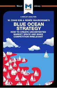 Picture of W. Chan Kim & Renee Mauborgne's Blue Ocean Strategy