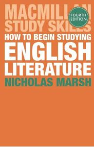 Picture of How to Begin Studying English Literature 4ed