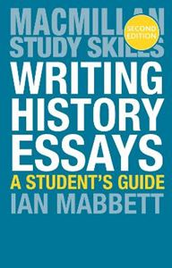 Picture of Writing History Essays 2ed