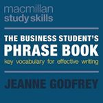 Picture of Business Student's Phrase Book: Key Vocabulary for Effective Writing