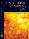 Picture of Unlocking Company Law 3ed