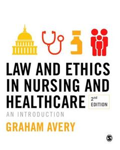 Picture of Law and Ethics in Nursing and Healthcare: An Introduction