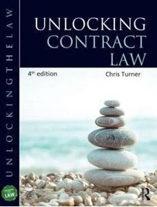 Picture of Unlocking Contract Law 4ed