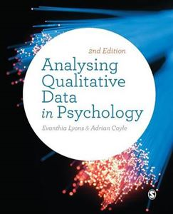 Picture of Analysing Qualitative Data in Psychology