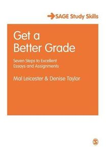 Picture of Get a Better Grade: Seven Steps to Excellent Essays and Assignments