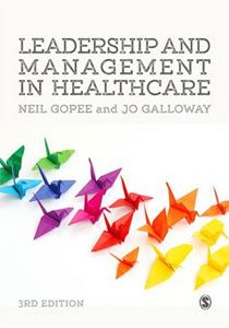 Picture of Leadership and Management in Healthcare 3ed
