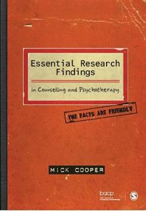 Picture of Essential Research Findings in Counselling and Psychotherapy: The Facts are Friendly