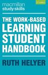 Picture of Palgrave Study Skills - Work-Based Learning Student Handbook 2ed