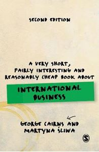 Picture of Very Short, Fairly Interesting and Reasonably Cheap Book about International Business 2ed