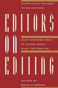 Picture of Editors on Editing 3ed