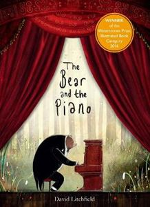 Picture of Bear and the Piano