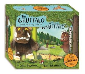 Picture of Gruffalo: Book and Toy Gift Set
