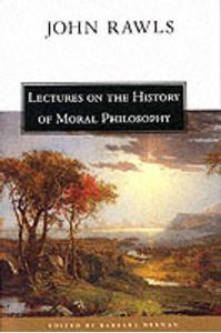 Picture of Lectures on the History of Moral Philosophy
