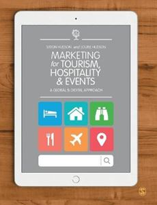 Picture of Marketing for Tourism, Hospitality & Events: A Global & Digital Approach