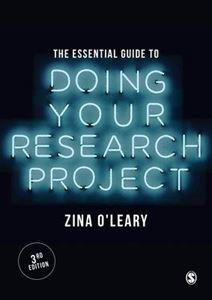 Picture of Essential Guide to Doing Your Research Project 3ed