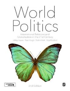 Picture of World Politics: International Relations and Globalisation in the 21st Century 2ed