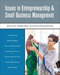 Picture of Issues in Entrepreneurship & Small Business Management: Articles from SAGE Business Researcher