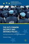 Picture of EU's Common Security and Defence Policy : Learning Communities in International Organizations