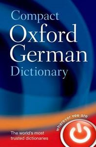 Picture of Compact Oxford German Dictionary