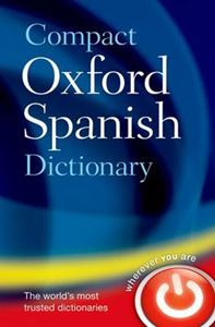 Picture of Compact Oxford Spanish Dictionary