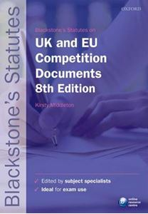 Picture of Blackstone's UK & EU Competition Documents