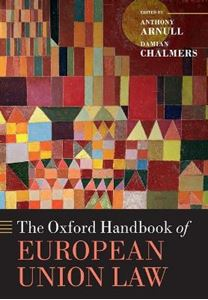 Picture of Oxford Handbook of European Union Law