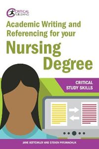 Picture of Academic Writing and Referencing for your Nursing Degree