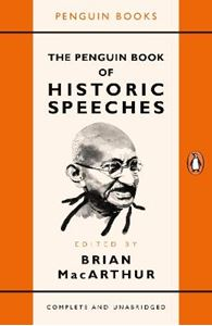 Picture of Penguin Book of Historic Speeches