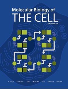 Picture of Molecular Biology of the Cell 6ed