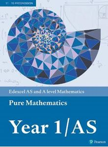 Picture of Edexcel AS and A level Mathematics Pure Mathematics Year 1/AS Textbook + e-book