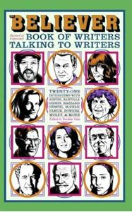 Picture of Believer Book of Writers Talking to Writers