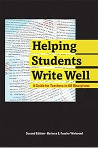 Picture of Helping Students Write Well