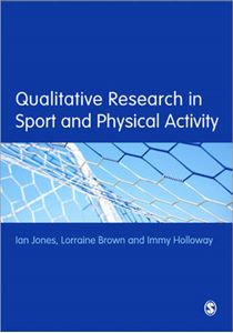 Picture of Qualitative Research in Sport and Physical Activity