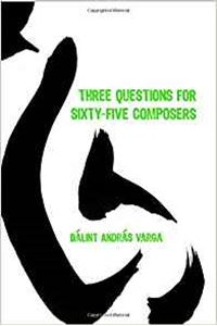 Picture of Three Questions for Sixty-five Composers