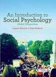 Picture of An Introduction to Social Psychology: Global Perspectives