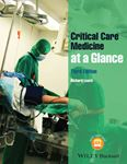 Picture of Critical Care Medicine at a Glance 3ed