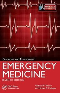 Picture of Emergency Medicine: Diagnosis and Management 7ed