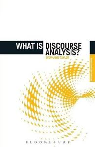 Picture of What Is Discourse Analysis?